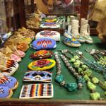 Shoshone Indian Beaded work