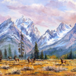 Oil by Joanne Hennes