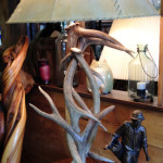Creations by Darryl Antler lamp