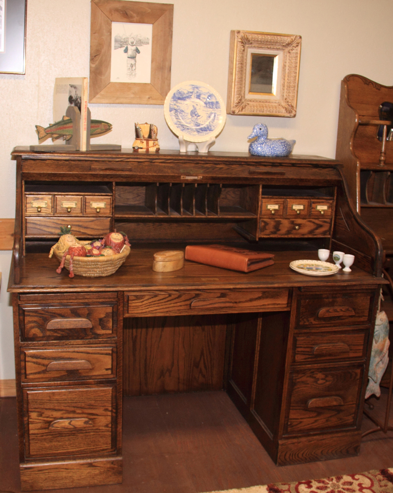 Antique Roll Top Desk Value Ideas
