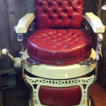 Koken Barber's chair