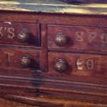 Clarks Spool Cabinet
