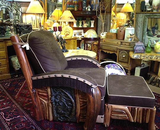 Club Chair by John Gallis